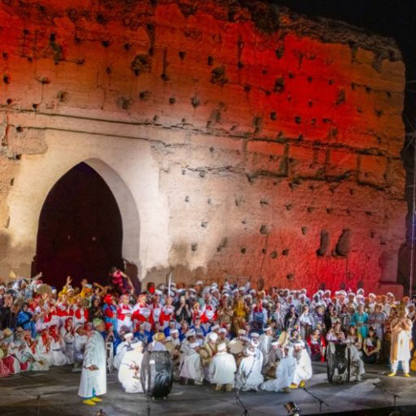 morocco events festival national popular arts