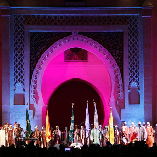 morocco events sufi music-festival fes